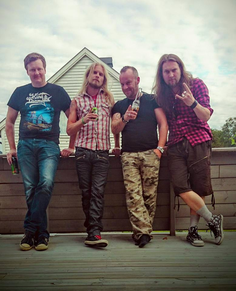 fracture norsk metal band notodden